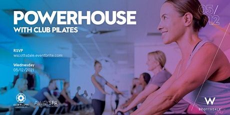 Powerhouse - Free Pilates Class (5/12) tickets