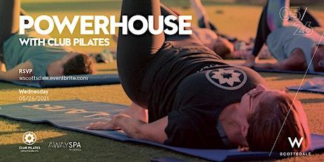 Powerhouse - Free Pilates Class (5/26) tickets
