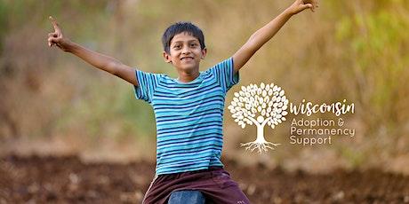 LIVE WEBINAR: Indian Child Welfare Act - An Overview tickets