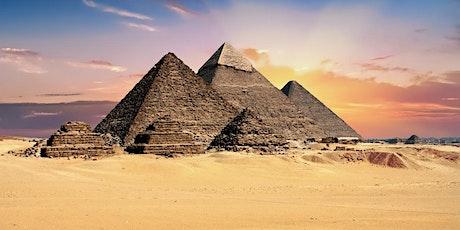 Digital Escape Room: Escape like an Egyptian tickets