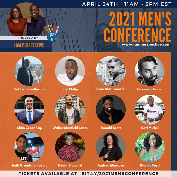 2021 Men's Conference image