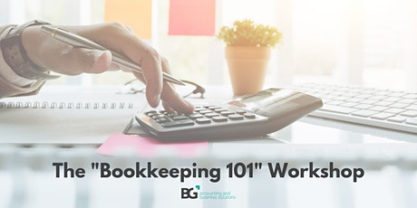 The Bookkeeping 101 Workshop tickets