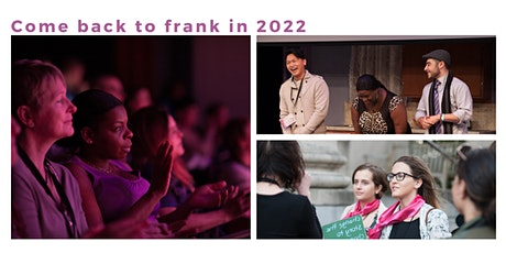 frank 2022. A gathering for social change communicators. tickets