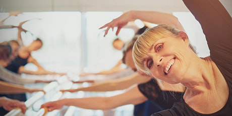 Silver Swans Adult Ballet (over 50s) tickets