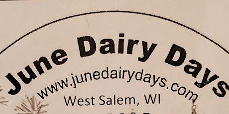2021 June Dairy Days Fun Run tickets