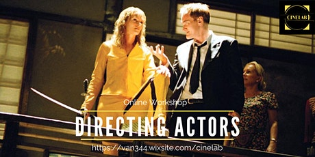 Workshop: Directing Actors tickets