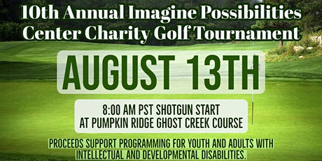 Imagine Possibilities 10th Annual Charity Golf Tournament tickets