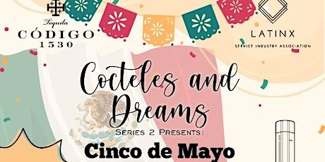 Cocteles and Dream Educational Tasting #2 tickets