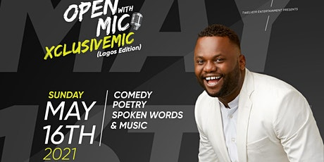 Open Mic Night with Xclusivemic tickets