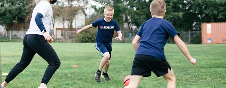 Junior Bearcats: Week-Long Multisport Camps (Ages 7-10) image
