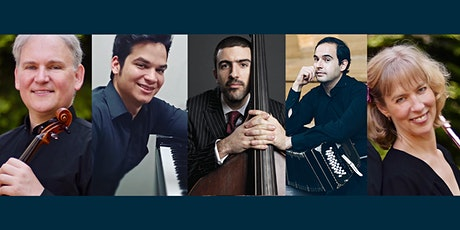 100 Years of Tango - Celebrating the Legacy of Astor Piazzolla tickets