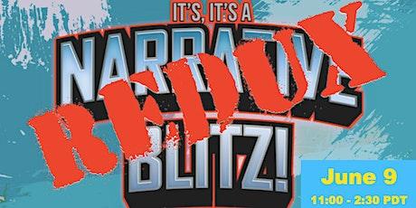 THE NARRATIVE BLITZ (REDUX) tickets