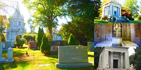 Unlocking Private Gilded Age Mausoleums @ Woodlawn Cemetery tickets