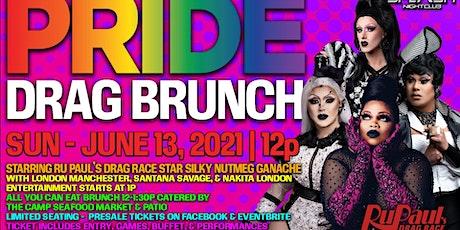 Pride Drag Brunch tickets