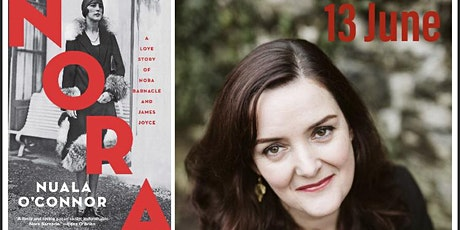 """Nuala O'Connor answers our questions on """"Nora"""" entradas"""