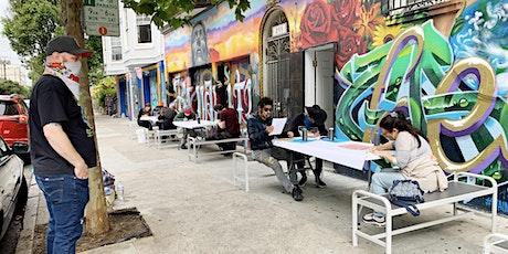 Outdoor Stencil Workshop with Renowned Street Artist Jeremy Novy tickets