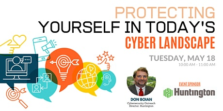 Protecting Yourself in Today's Cyber Landscape tickets