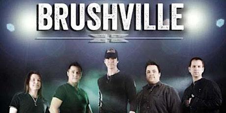 Brushville with Featured Movie: Urban Cowboy tickets