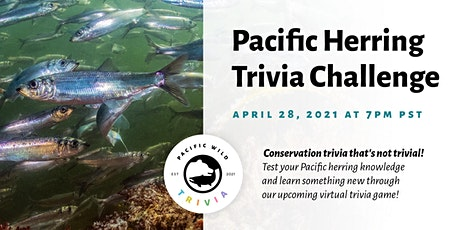 Virtual Trivia Challenge #3 - Pacific Herring Edition tickets