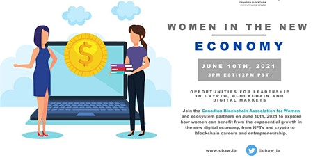 Women in the New Economy tickets