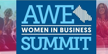 AWE Women in Business Summit biglietti