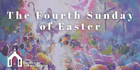 The Fourth Sunday of Easter Service (INDOOR): 04.25.21 tickets