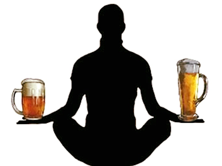 The REAL Beer Yoga image