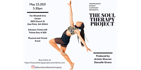 Abundance Dance Company Presents: The Soul Therapy Project tickets