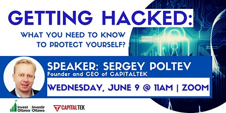 Getting Hacked: What You Need to Know to Protect Yourself? tickets