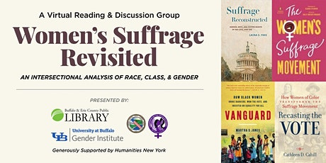 Women's Suffrage Revisited: An Intersectional Reading Group tickets