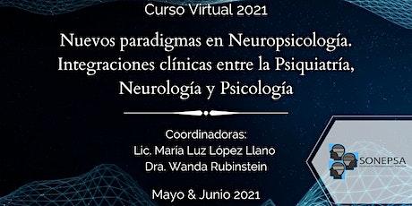 Nuevos paradigmas en Neuropsicología. Integraciones clínicas entre la Psiqu boletos