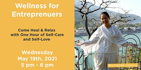 Wellness for You:  One Hour of Self-Care and Self-Love tickets