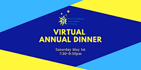 DSA of Delaware Virtual Annual Dinner & Board Elections tickets