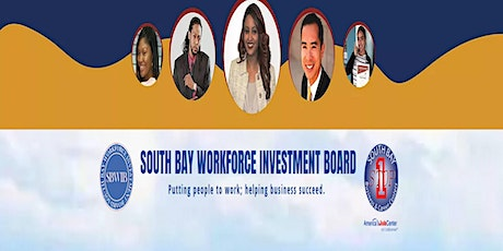 South Bay Workforce Investment Board: Business Services Presentation tickets