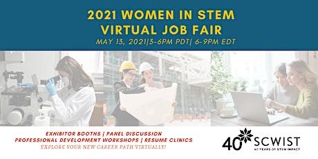 SCWIST Job Fair - Women in STEM entradas