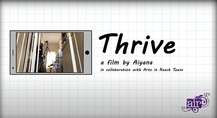 Arts in Reach: Creating Community in Quarantine (virtual) image
