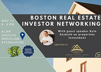 Boston Real Estate Investor Networking tickets