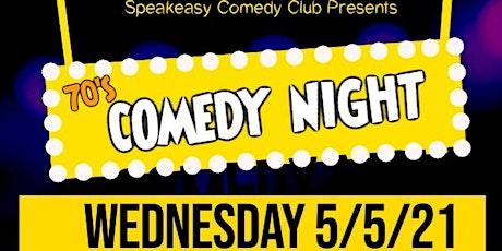 Speakeasy Comedy Club presents COMEDY NIGHT tickets