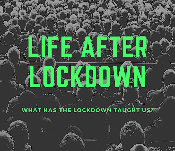 LIFE AFTER LOCKDOWN. image