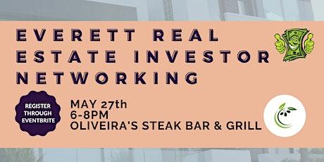 Everett Real Estate Investor Networking tickets