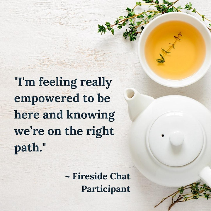 Fireside Chat for Emerging Death Doulas image