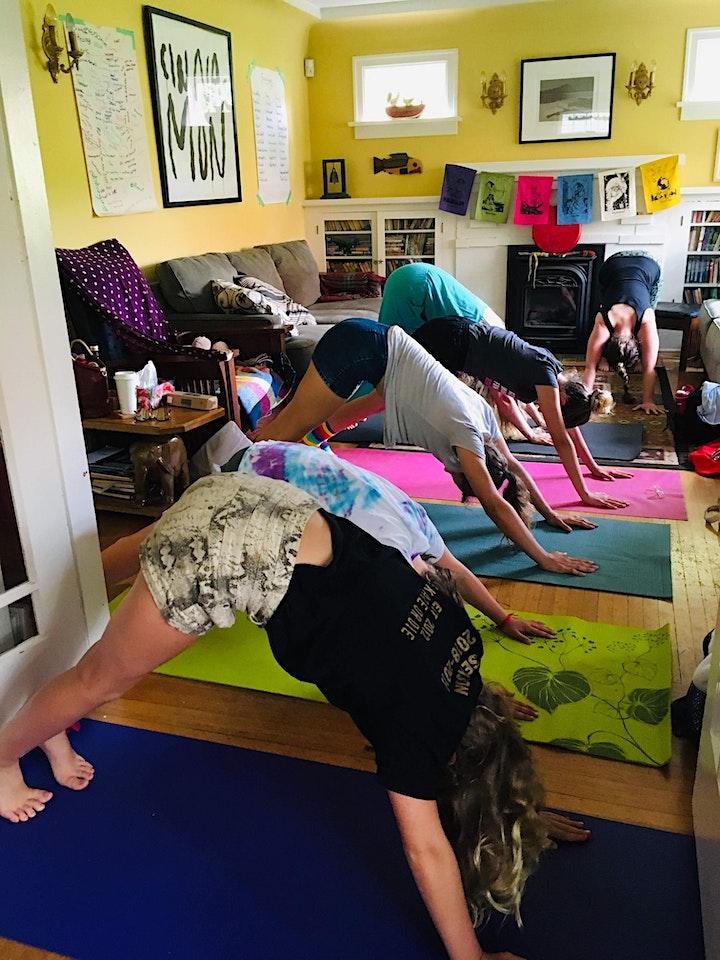 Fire & Flower Girls Empowerment Summer Camp - (Gibsons, BC) image