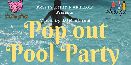 Pop Out Pool Party tickets