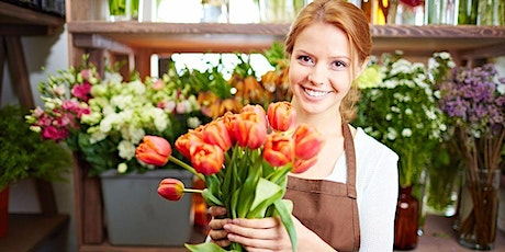 Professional Floristry Online Course - With Double Accreditation tickets