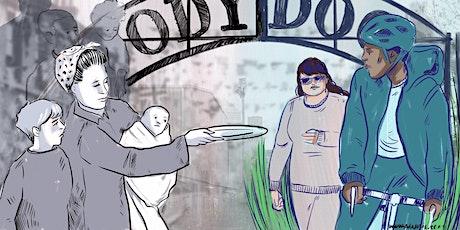 Illustrating Cody Docks: Online Poster Making Workshop tickets