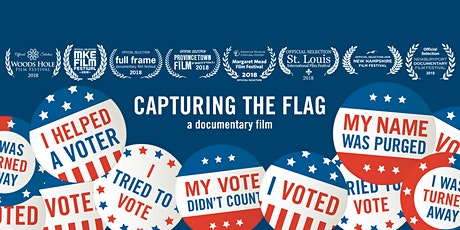 Capturing the Flag: online film and discussion tickets