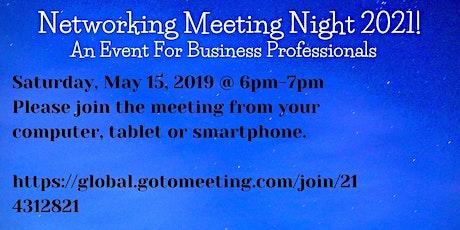 Networking Night 2021 tickets
