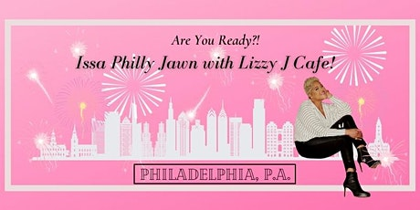 Lizzy J Cafe Philly Pop- Up! tickets