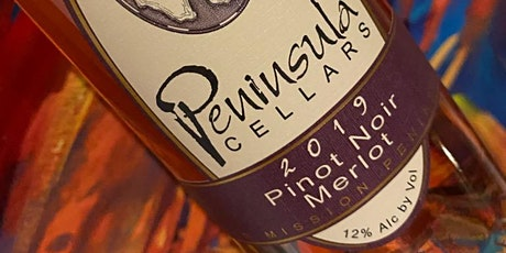 Virtual Wine Dinner with Peninsula Cellars tickets