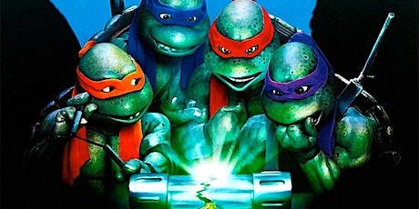 Backyard Movies: Teenage Mutant Ninja Turtles 2: The Secret of the Ooze tickets